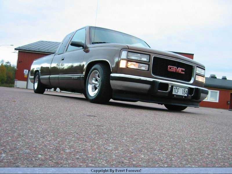 Sierra94s 1994 GMC 1500 Pickup photo