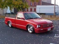 lowyotas 1994 Chevy S-10 photo