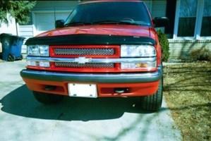 MiniAppleLT01s 2001 Chevrolet Blazer photo thumbnail