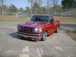 flamed92s 1992 Ford  F150 photo thumbnail
