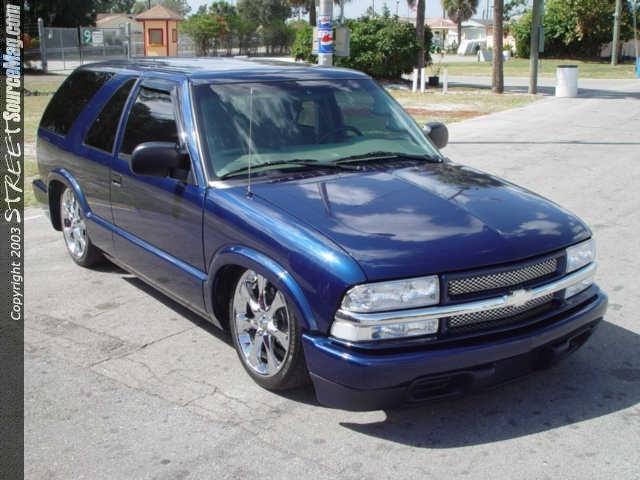 mwoodworths 2001 Chevrolet Blazer photo