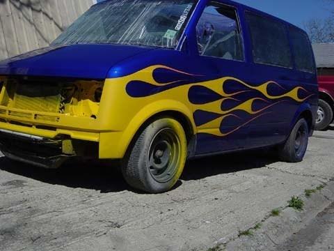 propaint81s 1992 Chevy Astro Van photo