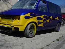 propaint81s 1992 Chevy Astro Van photo thumbnail