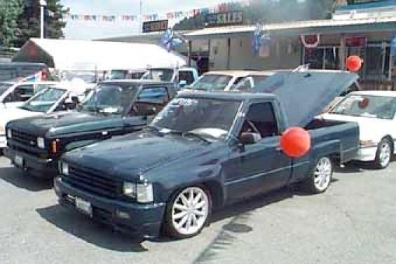 elmexoticss 1988 Toyota 2wd Pickup photo