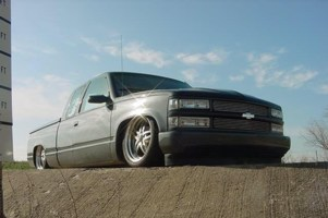 layn20ss 1991 Chevy Full Size P/U photo thumbnail