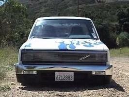 S K LAID 720s 1985 Nissan  720 photo thumbnail