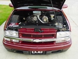 LayingBodyOn20ss 1995 Chevy S-10 photo thumbnail
