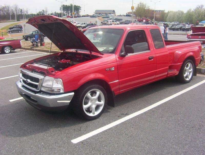 RangerRs 2000 Ford Ranger photo