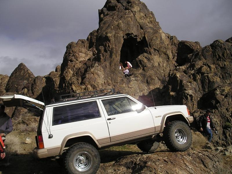 ShttySuperHeros 1993 Jeep Cherokee photo
