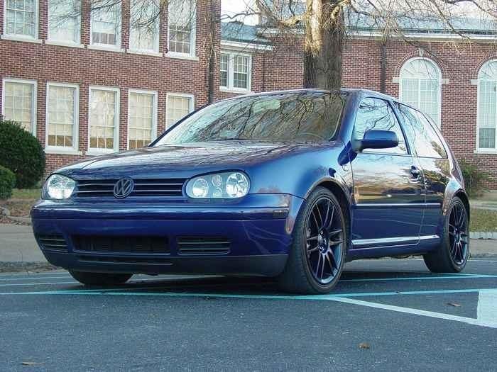 BethSs 2002 Volkswagen GTI photo