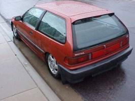 Hamed Hatchs 1990 Honda Civic Hatchback photo thumbnail