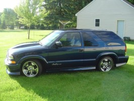 Lowerpates 2003 Chevy Blazer Xtreme photo thumbnail