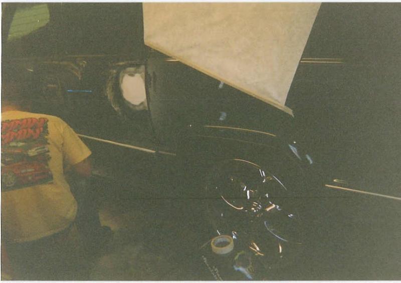 HeckYaCustomss 2001 Chevrolet Suburban photo