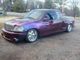 HeckYaCustomss 1999 Ford  F150 photo thumbnail