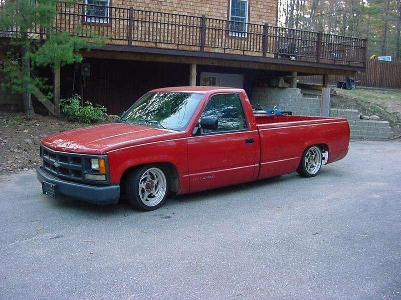 oSoLos 1992 Chevy Full Size P/U photo