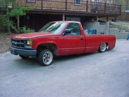 oSoLos 1992 Chevy Full Size P/U photo thumbnail