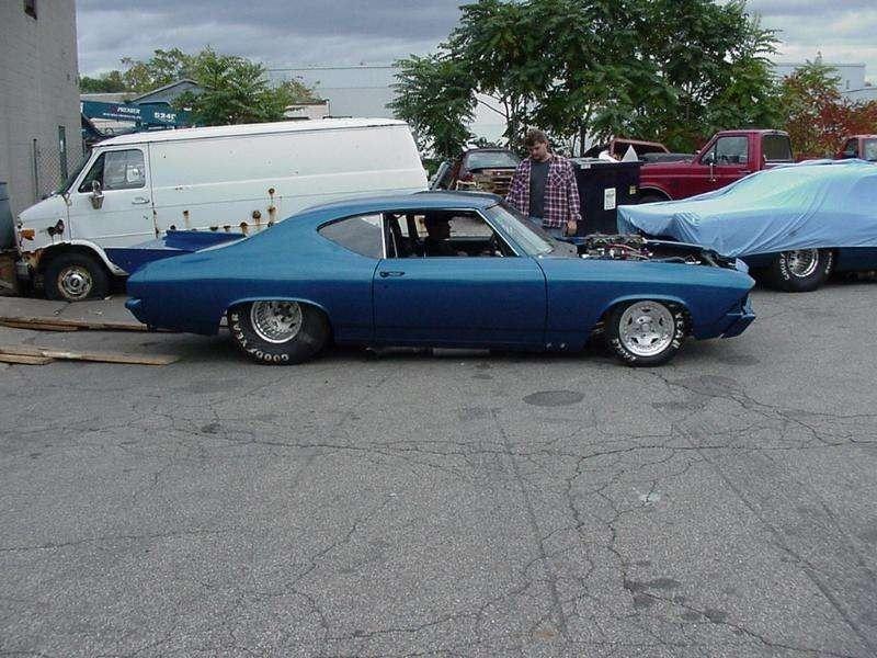 Rocket xXx Sciences 1969 Chevrolet Chevelle photo