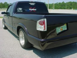 luckinfows 1996 Chevy S-10 photo thumbnail