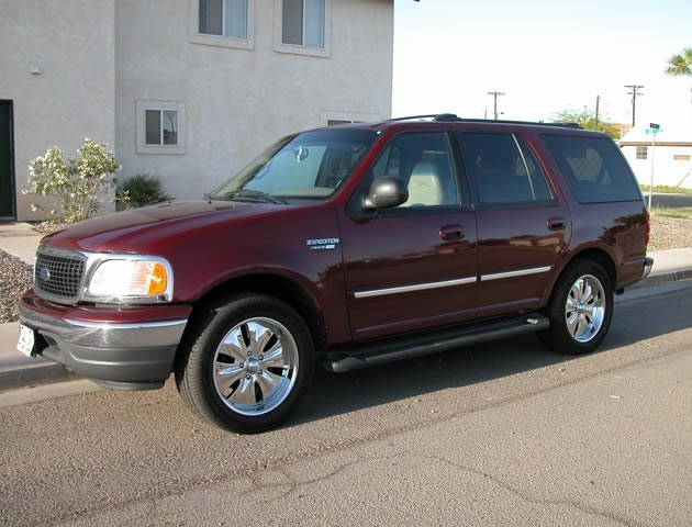 SteveCs 2000 Ford  Expedition photo