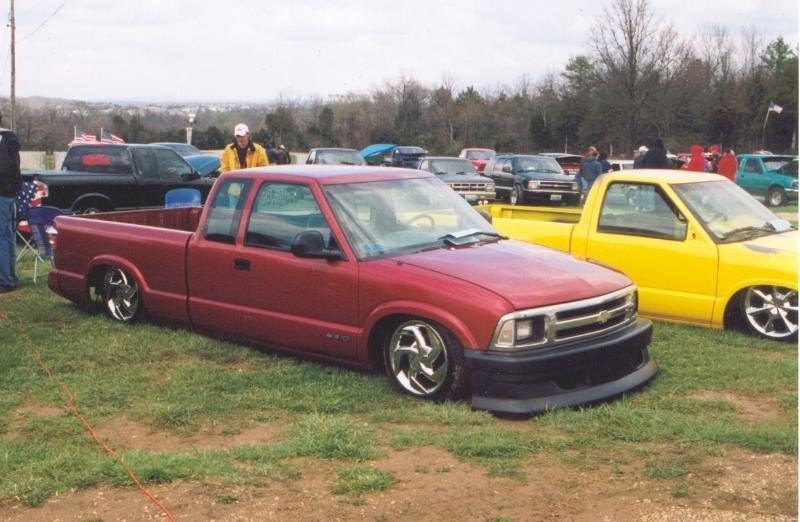 FCKNLOWs 1995 Chevy S-10 photo