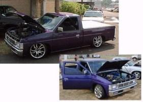 ir078607s 1996 Nissan Hard Body photo thumbnail