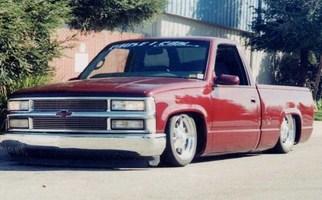 pimpincivics 1997 Chevy Full Size P/U photo thumbnail