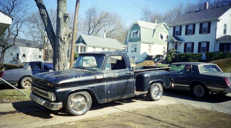 nhgonzos 1965 Chevy C-10 photo