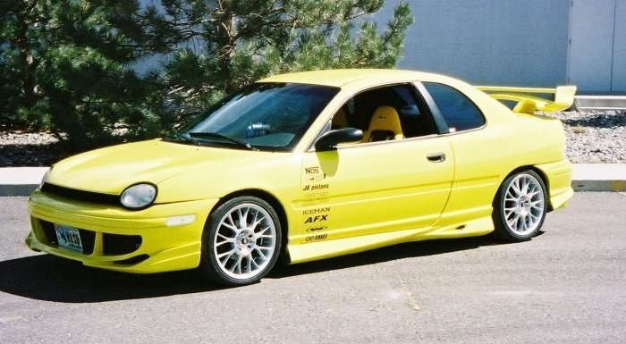 Built Not Boughts 1997 Dodge Neon photo