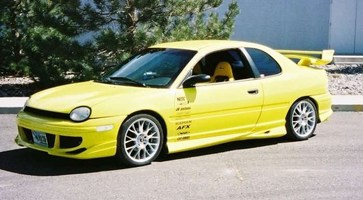 Built Not Boughts 1997 Dodge Neon photo thumbnail