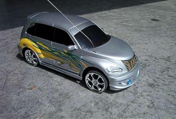ptman2002s 2004 Chrysler PT Cruiser photo