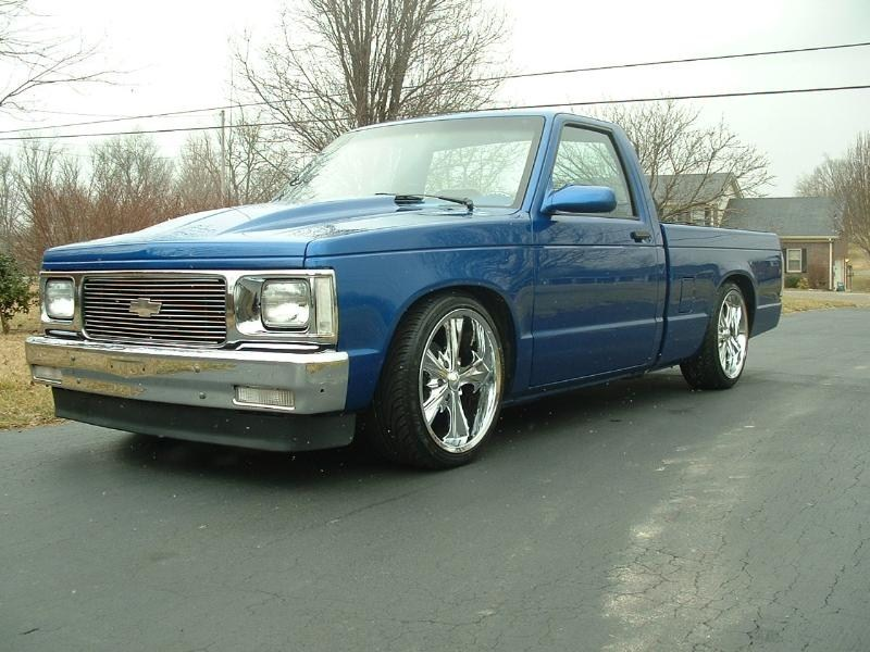 stainss10ss 1991 Chevy S-10 photo