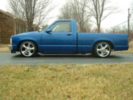 stainss10ss 1991 Chevy S-10 photo thumbnail