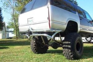 fress 1993 Chevrolet Suburban photo thumbnail