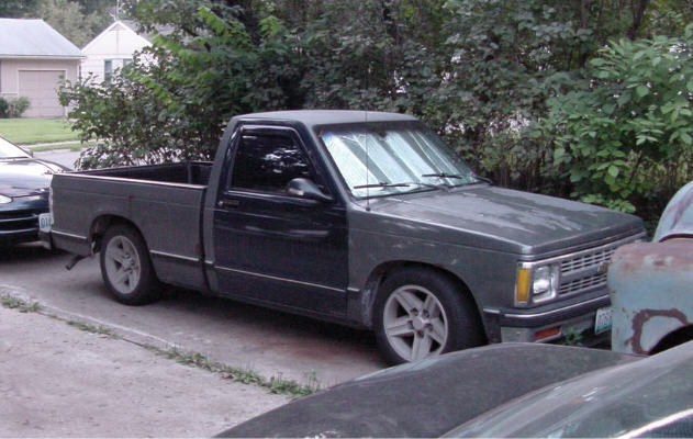 kcmo93s10s 1993 Chevy S-10 photo