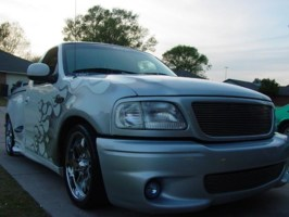2kcustoms 2000 Ford Lightning photo thumbnail