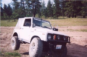 speaks4itselfs 1987 Suzuki Samurai photo thumbnail