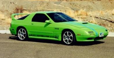 Built Not Boughts 1990 Mazda Rx7 photo thumbnail