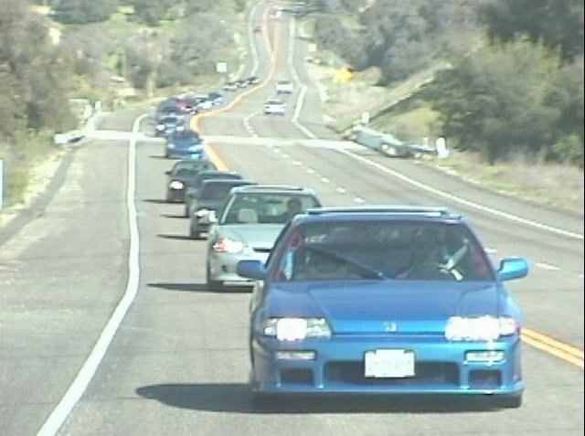 Ispeps 1990 Honda CRX photo