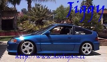 Ispeps 1990 Honda CRX photo thumbnail