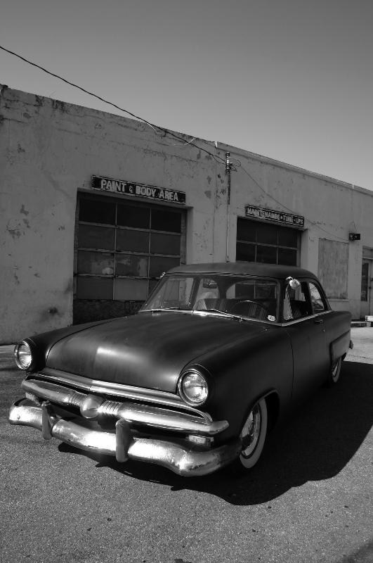 HIDDENs 1953 Ford Crown Victoria photo