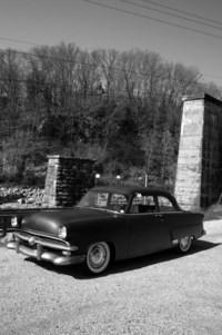 HIDDENs 1953 Ford Crown Victoria photo thumbnail