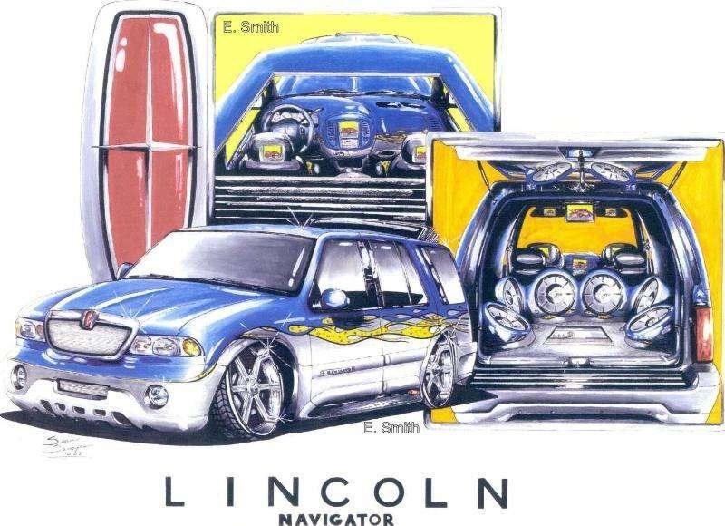 bigpimpin46385s 1998 Lincoln Navigator photo