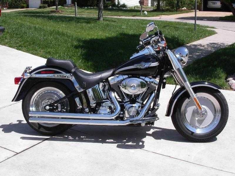 mattslightnings 2003 Show Bikes Harley photo