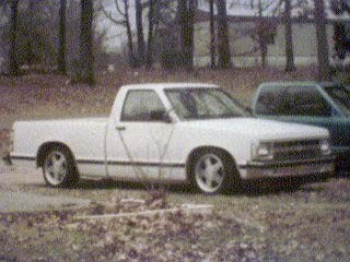 h00liguns 1992 Chevy S-10 photo