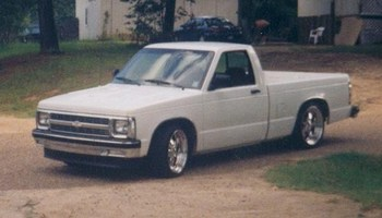 h00liguns 1992 Chevy S-10 photo thumbnail