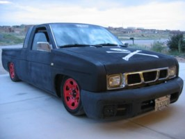 djhs 1995 Nissan King Cab photo thumbnail