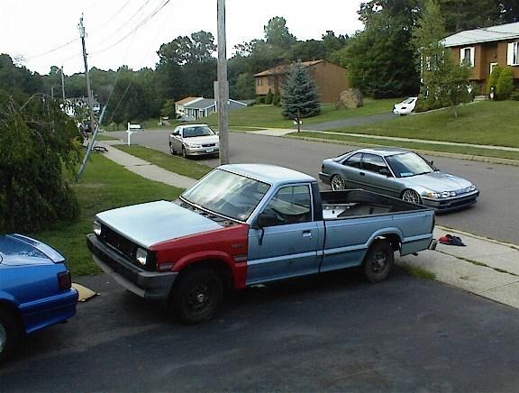 thatsmydawgs 1987 Mazda B2000 photo