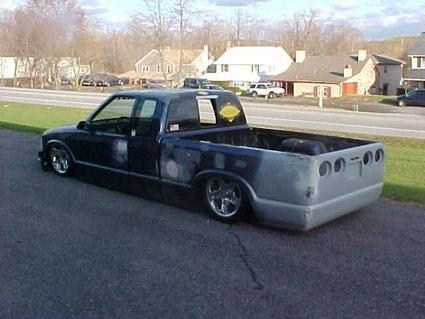dropdprpls10s 1994 Chevy S-10 photo