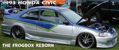 vitalsignss 1993 Honda Civic photo thumbnail