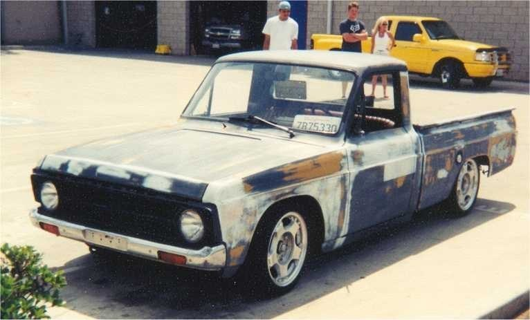 iamchriss 1973 Ford Courier photo